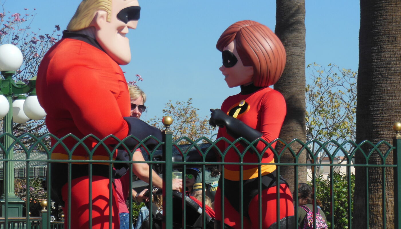 Incredibles Parent Talk