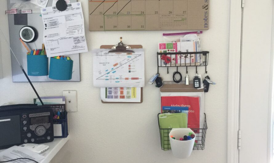 Creating a Family Command Center