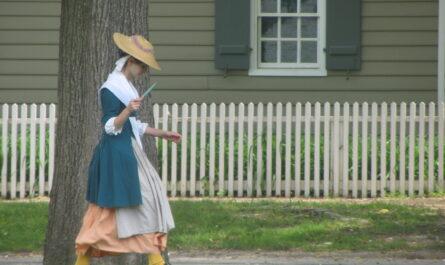 Colonial Williamsburg MilMomAdventures