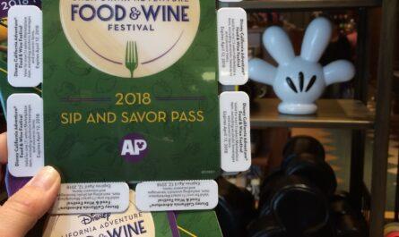 Disneyland Food and Wine Festival