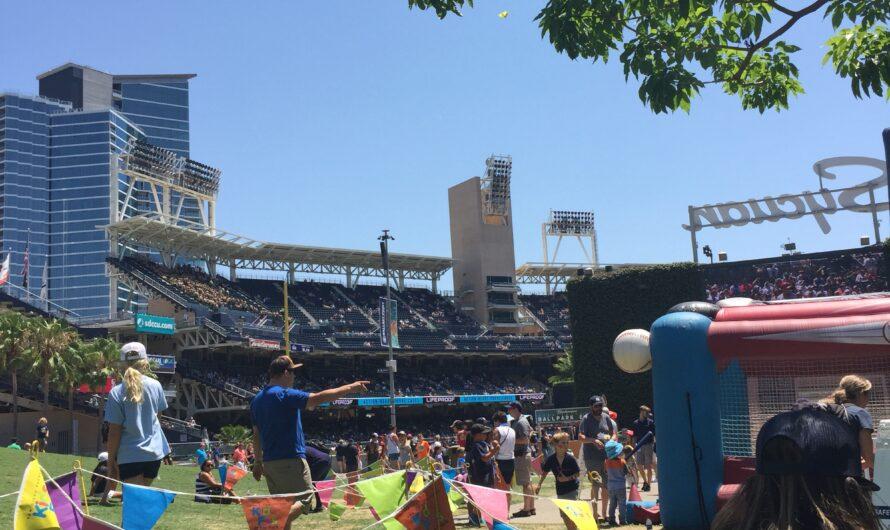 San Diego Padres KidsFest