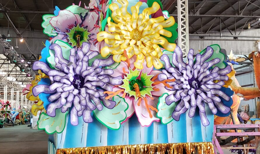 NOLA – Mardi Gras World