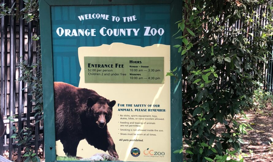 The OC Zoo