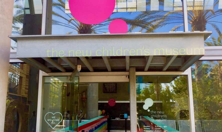 The New Children's Museum San Diego