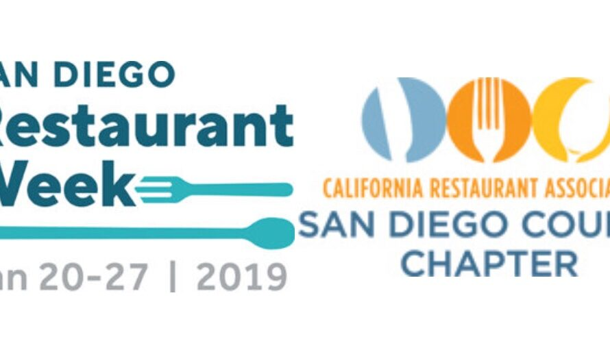 San Diego Restaurant Week is Coming!