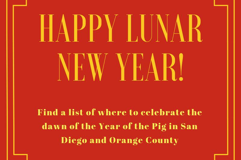Lunar New Year in SoCal
