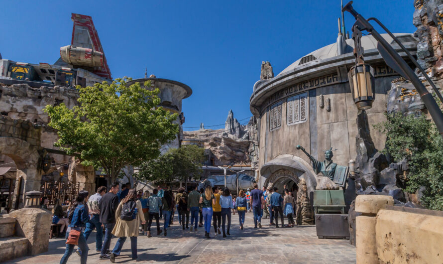 Galaxy's Edge: Disneyland – Sneak Peek