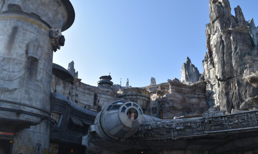 Black Spire Outpost at Batuu, Galaxy's Edge