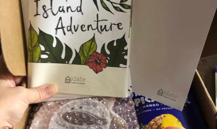 Island Adventure, with Date Night In Box
