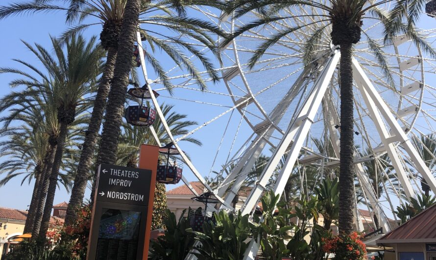 A Day at Irvine Spectrum Center for Under $10